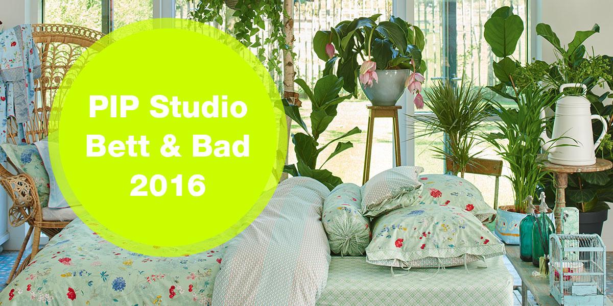 PIP Studio Bettwäsche Kollektion Spring 16