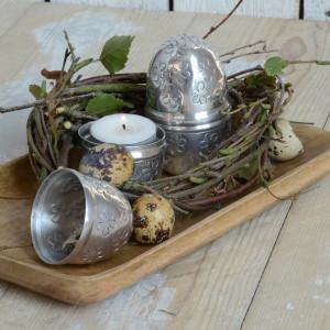 Ib Laursen Ostereie Teelichtschale