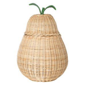 ferm LIVING Korb Pear