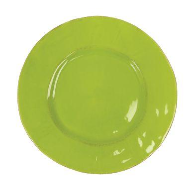 Rice Keramik Teller Grün