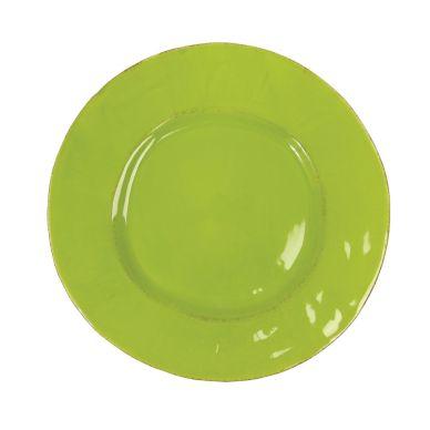 Rice kleiner Keramikteller Grün