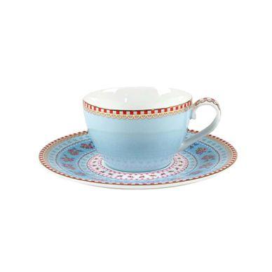 pip studio espresso tasse ribbon rose blue online kaufen emil paula. Black Bedroom Furniture Sets. Home Design Ideas