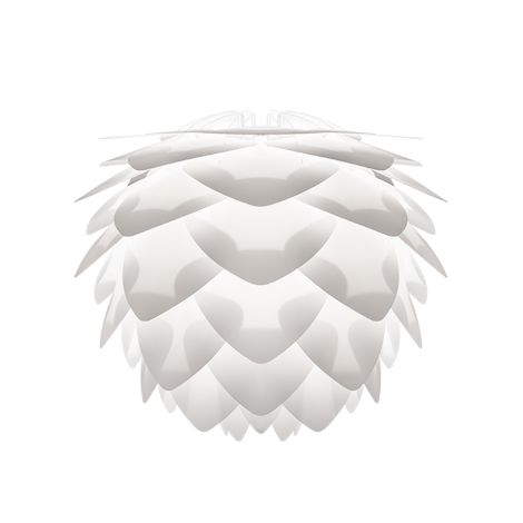 UMAGE - VITA copenhagen Lampenschirm Silvia Mini White •