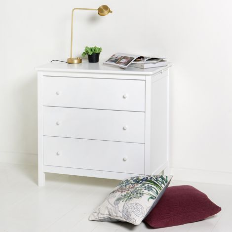 Oliver Furniture Kommode Seaside Weiß