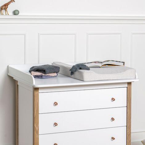 Oliver Furniture Wickelplatte für Kommode Wood und Seaside