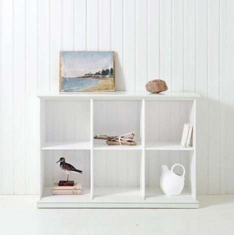 Oliver Furniture Regal Seaside Weiß