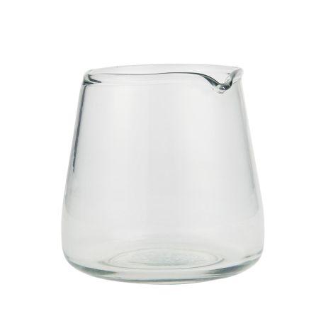 IB LAURSEN Kanne mit Tülle Mundgeblasenes Glas