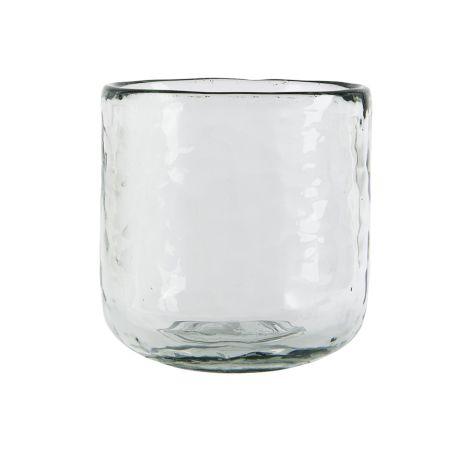 IB LAURSEN Gefäß Mundgeblasenes Glas M