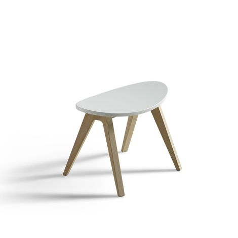 Oliver Furniture Hocker Wood PingPong