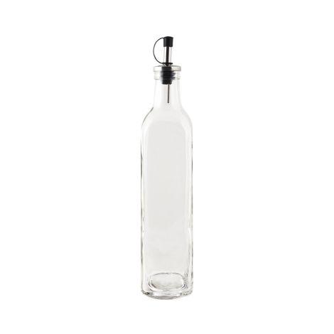 IB LAURSEN Öl/Essigflasche Eckig 450 ml