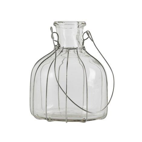 IB LAURSEN Vase/Kerzenhalter Draht
