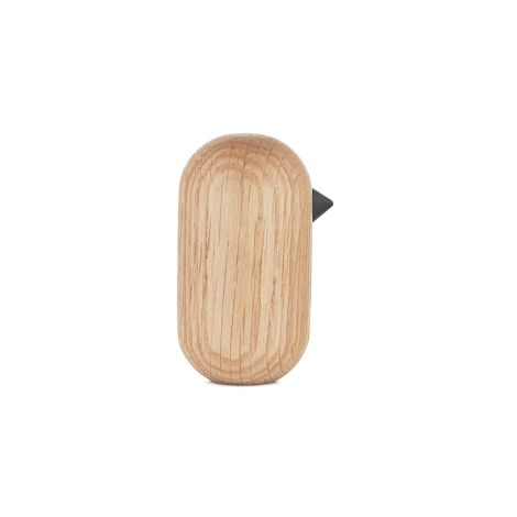 Normann Copenhagen Little Bird 7cm Oak