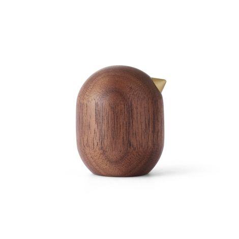 Normann Copenhagen Little Bird 4,5 cm Walnut