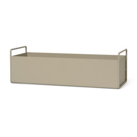 ferm LIVING Kleine Plant-Box/Multi-Box Cashmere