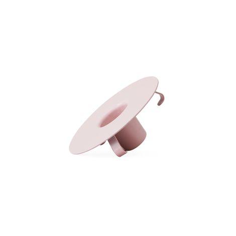 Design Letters Kerzenhalter für Becher Pink •