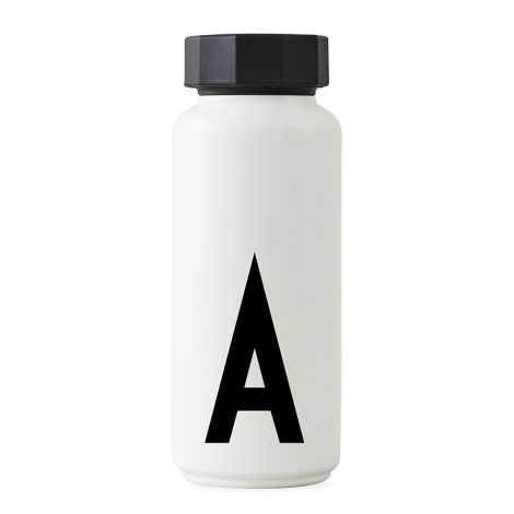 Design Letters Thermosflasche A