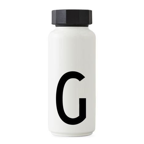 Design Letters Thermosflasche G •