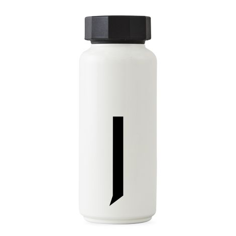 Design Letters Thermosflasche J •