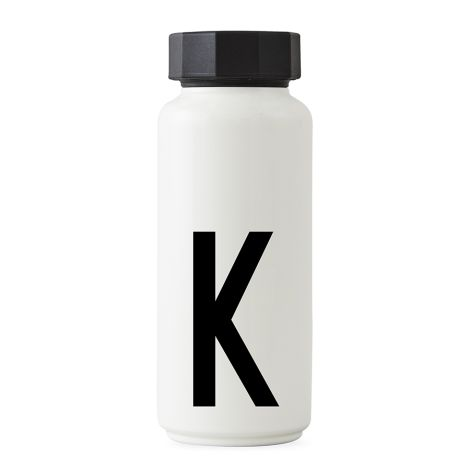 Design Letters Thermosflasche K