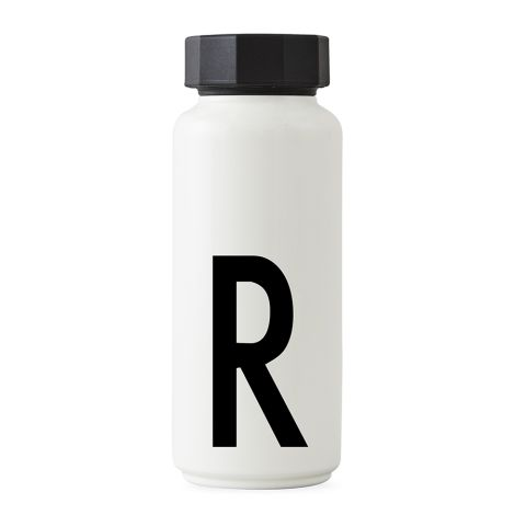 Design Letters Thermosflasche R •