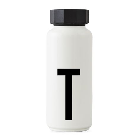Design Letters Thermosflasche T •