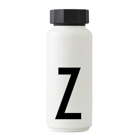 Design Letters Thermosflasche Z •