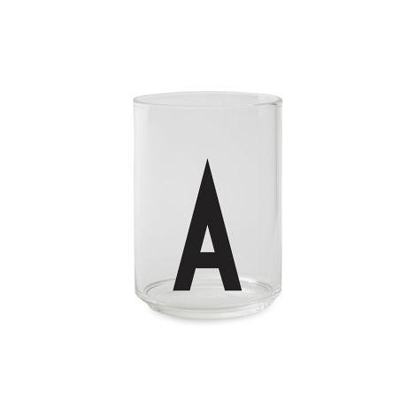 Design Letters Wasserglas A