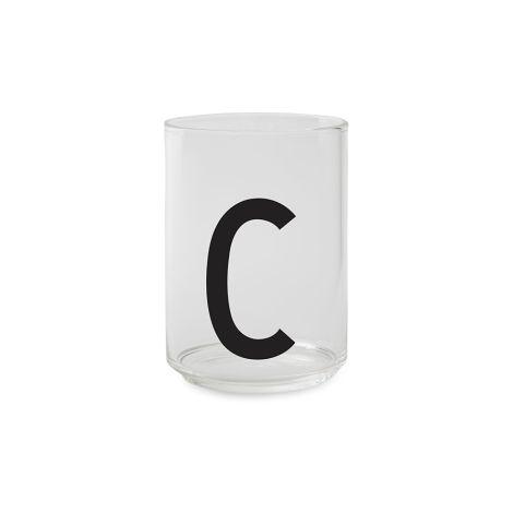 Design Letters Wasserglas C