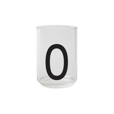 Design Letters Wasserglas O •