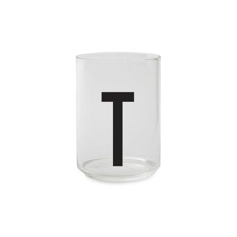 Design Letters Wasserglas T