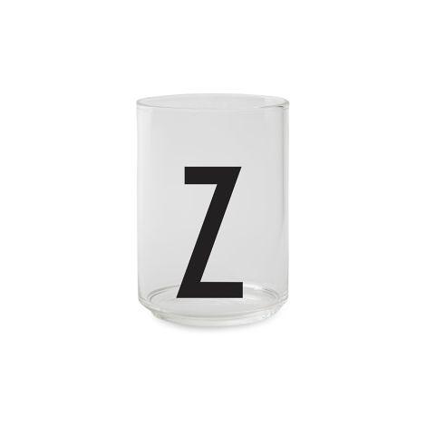 Design Letters Wasserglas Z •