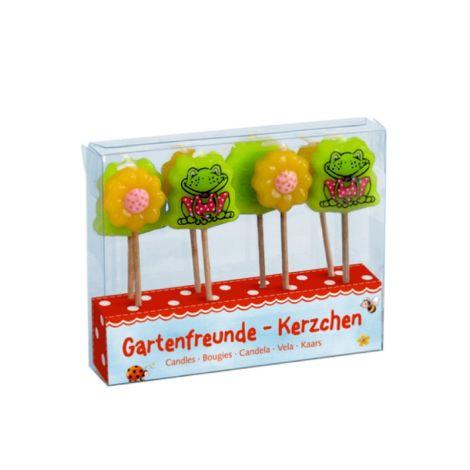 Spiegelburg Gartenfreunde Kerzen