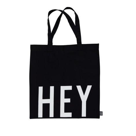 Design Letters Tasche Hey Black