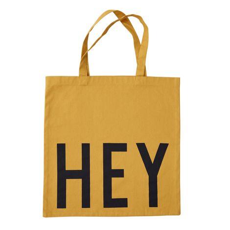 Design Letters Tasche Favourite Hey Mustard