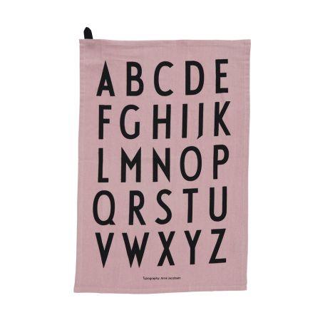 Design Letters  Geschirrtuch Classic Lavender 2er-Set