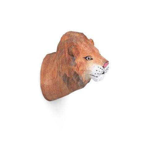 ferm LIVING Wandhaken Animal Lion