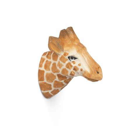 ferm LIVING Wandhaken Animal Giraffe