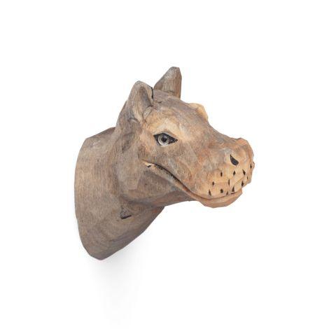 ferm LIVING Wandhaken Animal Hippo