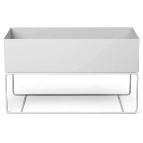ferm LIVING Plant-Box/Multi-Box Large Light Grey