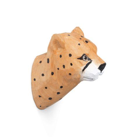 ferm LIVING Wandhaken Animal Cheetah
