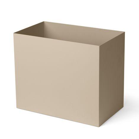 ferm LIVING Einsatz für Plant-Box/Multi-Box Pot Large Cashmere