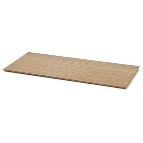 ferm LIVING Abdeckung für Plant-Box/Multi-Box L Large Oiled Oak