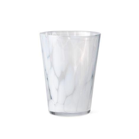 ferm LIVING Glas Casca Milk