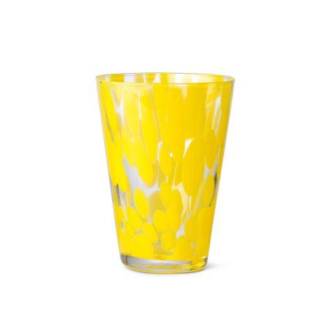 ferm LIVING Glas Casca Dandelion