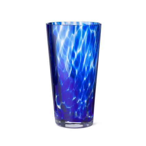ferm LIVING Vase Casca Indigo