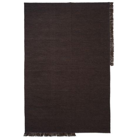 ferm LIVING Teppich Kelim X Large Dark Melange 300 x 200
