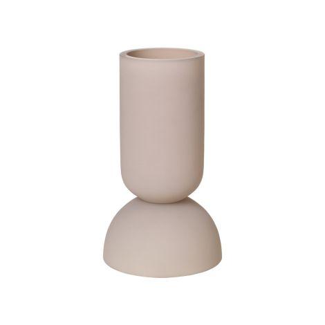 Kristina Dam Studio Dual Vase Sand L