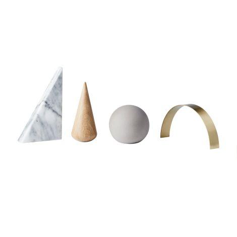Kristina Dam Studio Desk Sculptures Deko-Objekt