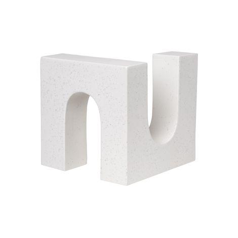 Kristina Dam Studio Brick Sculpture Deko-Objekt