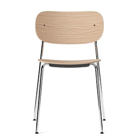 Menu Co Chair Stuhl Chrome/Natural Oak